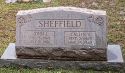 John Iverson Sheffield