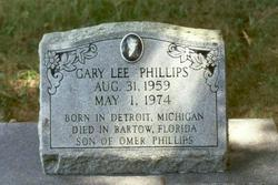 Gary Lee Phillips