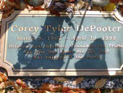 Corey Tyler DePooter