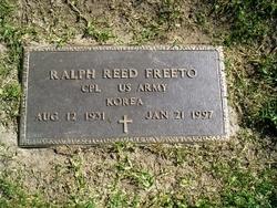 Ralph Reed Freeto
