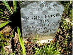 Francis (Frank) Deberry Moses