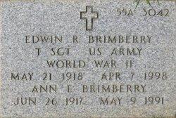 Edwin Russell Brimberry
