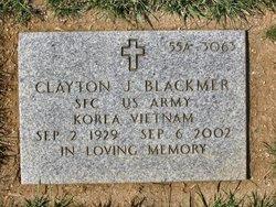 Clayton J. Blackmer