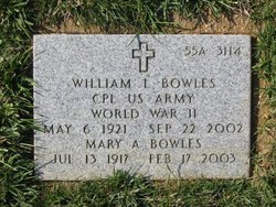 William L. Bowles