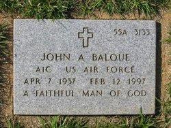 John A. Balque