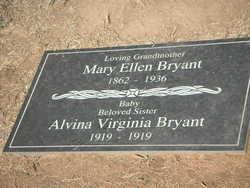 Alvina Virginia Bryant