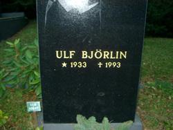 Ulf Bj�rlin