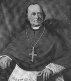 Rev Mathias Loras