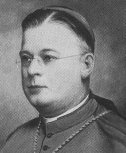 Rev Francis J. Beckman
