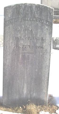 Deacon Cephas Cone