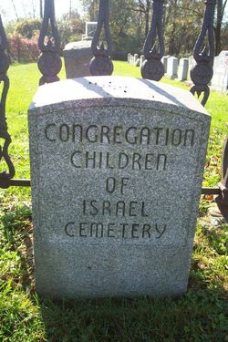 Congregation Children of Israel Cemetery