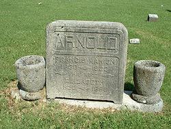 Elizabeth <i>Puckett</i> Arnold