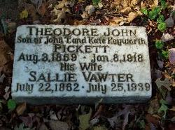 Theodore John Pickett
