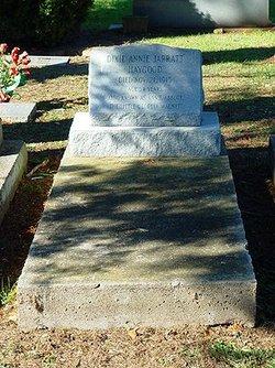 Dixie Annie <i>Jarratt</i> Haygood