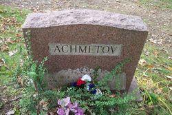 Achber Achmetov