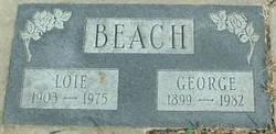 George Martin Beach