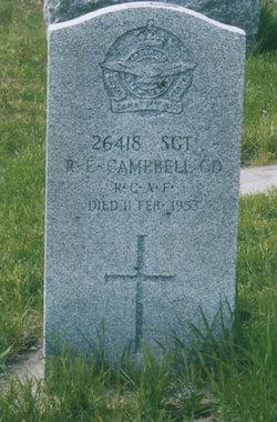 Robert Earl Spiff Campbell