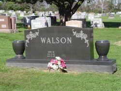 John Walson, Sr
