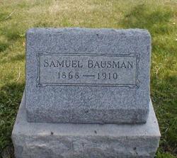 Samuel Bausman