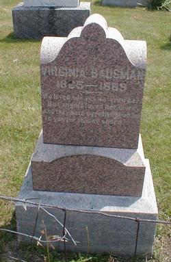 Virginia Bausman