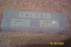 John Charles Frewen