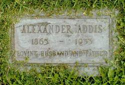 Alexander Addis