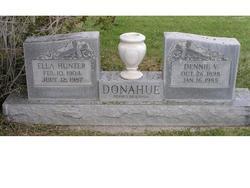 Ella <i>Hunter</i> Donahue