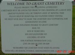 Grant Cemetery