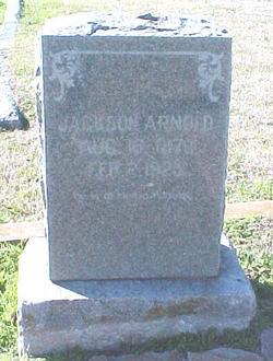 Robert Jackson Jack Arnold