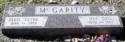 Mae Dell McGarity
