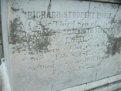 Richard Stoddert Old Baldy Ewell