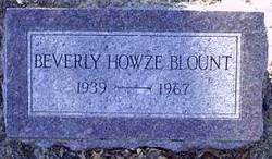 Beverly Howze <i>Orr</i> Blount
