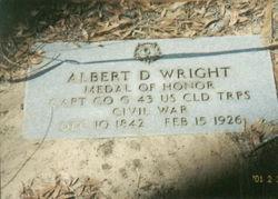 Albert D. Wright