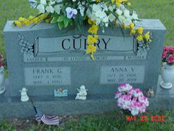 Frank G Curry