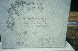 Elzire <i>Legros</i> Dionne