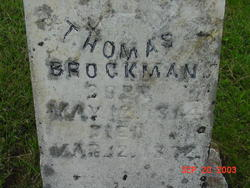 Thomas Leftridge Brockman
