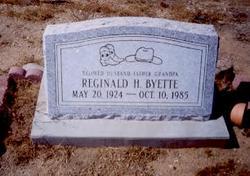 Reginald Hartland Byette