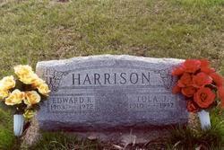 Lola Jeanette <i>Peterson</i> Harrison