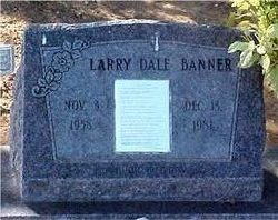 Larry Dale Banner