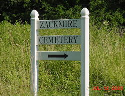 Zackmire Cemetery