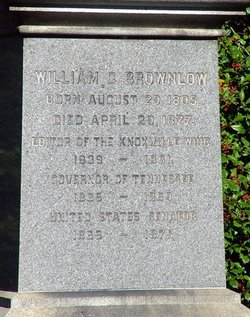 William Gannaway Brownlow