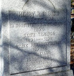 Henry Richard Gibson