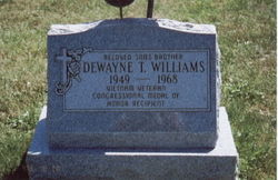 PFC DeWayne Thomas Williams