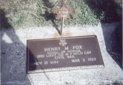 Henry M. Fox