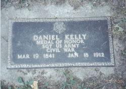 Daniel Armer Kelly