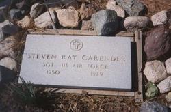 Sgt Steven Ray Carender