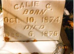 Charles Calvin Callie Abell