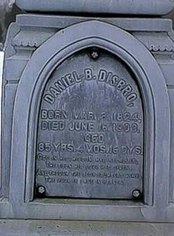 Daniel B Disbro