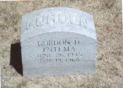 Sgt Gordon Douglas Yntema