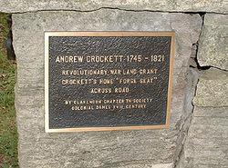 Andrew Crockett